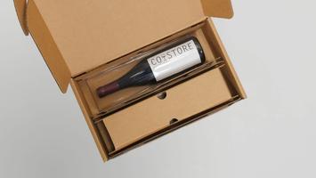 wine shipping solution for wine bottles