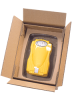 Suspension packaging to protect valuable and fragile products