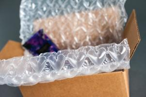 Bubble Wrap IB Expressions Ships Flat and Stores Flat