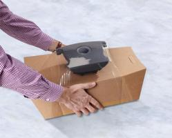 Retention packaging for automotive parts