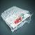 Ceramic ornament wrapped in bubble wrap bags