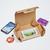 Phone repair packaging